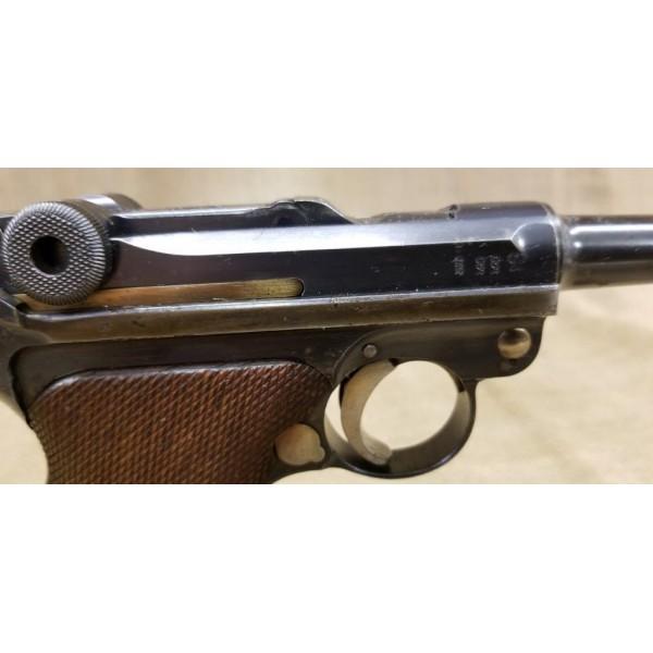 Luger DWM 1915