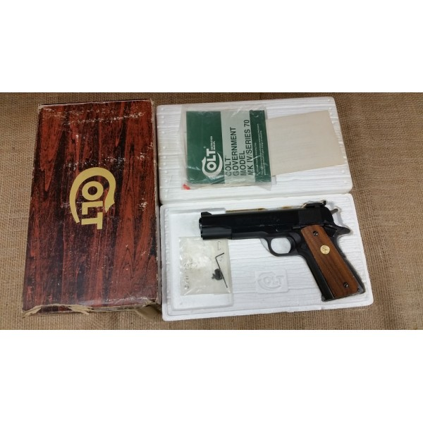 Colt 1911A1 Mark IV Series 70 Government Model 45cal.