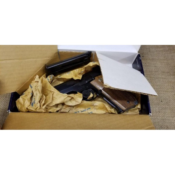 Smith and Wesson 52-2 with box and papers