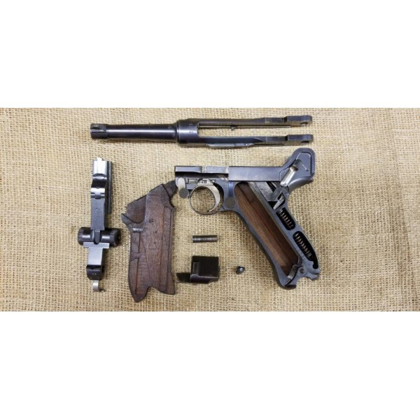 Luger DWM 1911 with Regimental Markings