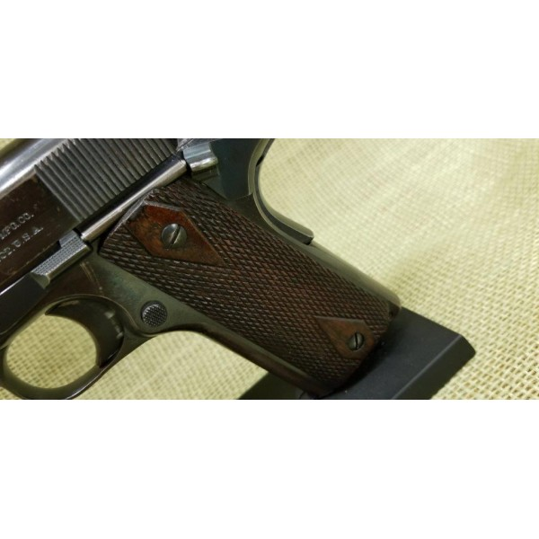 Colt 1911 Commercial UK to Canada Pistol 1914 Manufacture