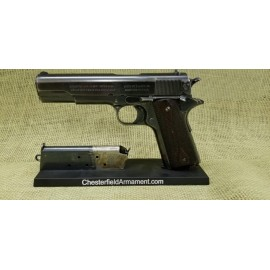 Colt 1911 British War Office Contract Pistol from Clawson Book