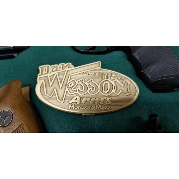 Dan Wesson Blued 357 Pistol Pack 4 barrel set