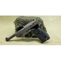 P38 BYF 44 Police Dual Tone Pistol Very Rare