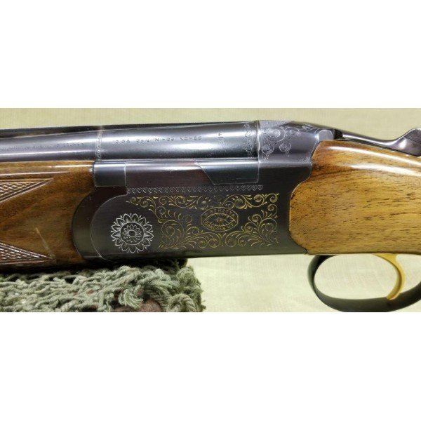 Beretta BL-3 12 ga Over Under F&M