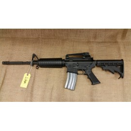 Smith and Wesson M&P15 Rifle 6.8spc