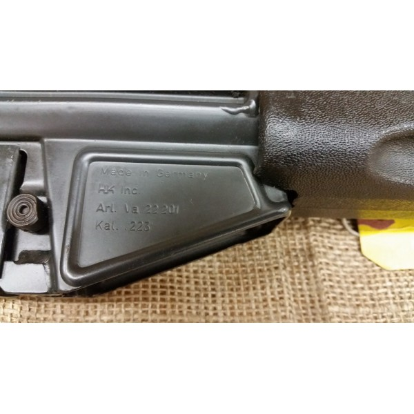 H&K Model 93 223caliber