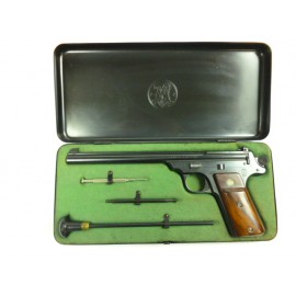 Smith and Wesson Straight Line Single Shot 22lr