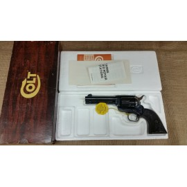Colt SAA Revolver Rare All Blue Model 44sp