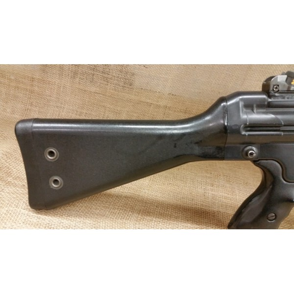 H&K Model 93 223caliber with Bipod