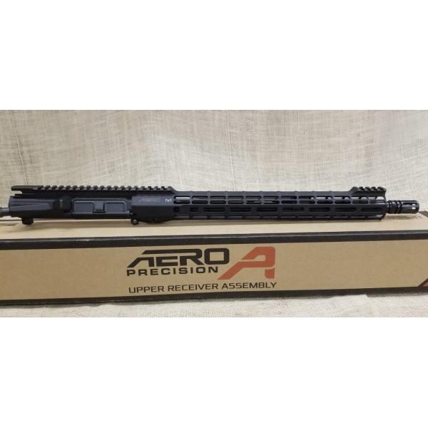 "Aero Precision M4E1 Barreled Upper, 16"" 5.56 Mid-Length Barrel, 15"" M-LOK ATLAS S-ONE"