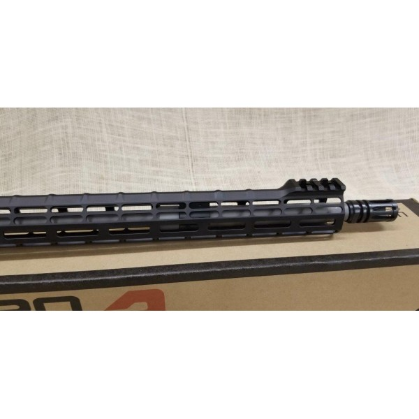 "M4E1 Threaded Complete Upper, 16"" .223 Wylde SS Mid-Length Barrel"