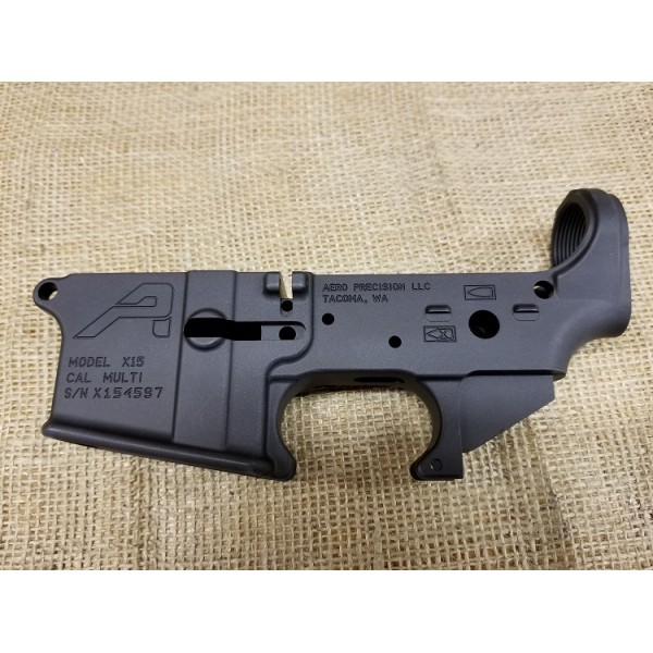 Aero Preceision AR15 Gen 2 stripped Lower Receiver