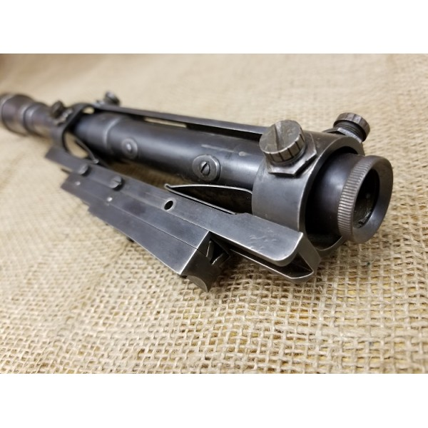 Belding and Mull 3x Marksman Scope with mounts