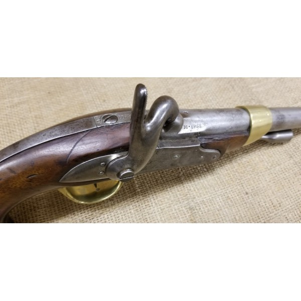 Model 1822 French T Bis Mutzig Percussion Pistol