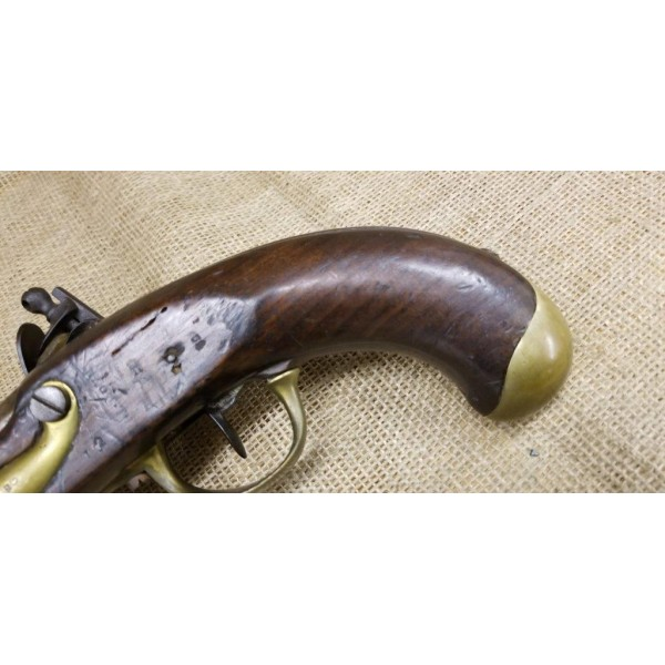 Pistol Model An XIII Manufacture Imperiale of St. Etienne 1813