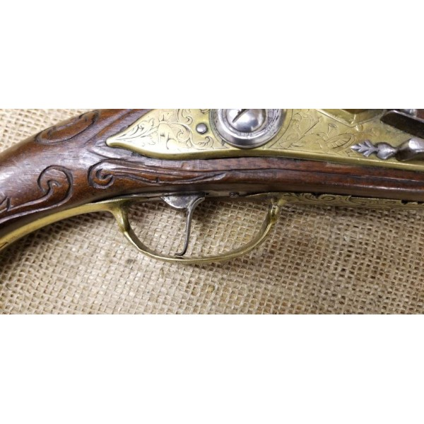 Belgian Flintlock Pistol