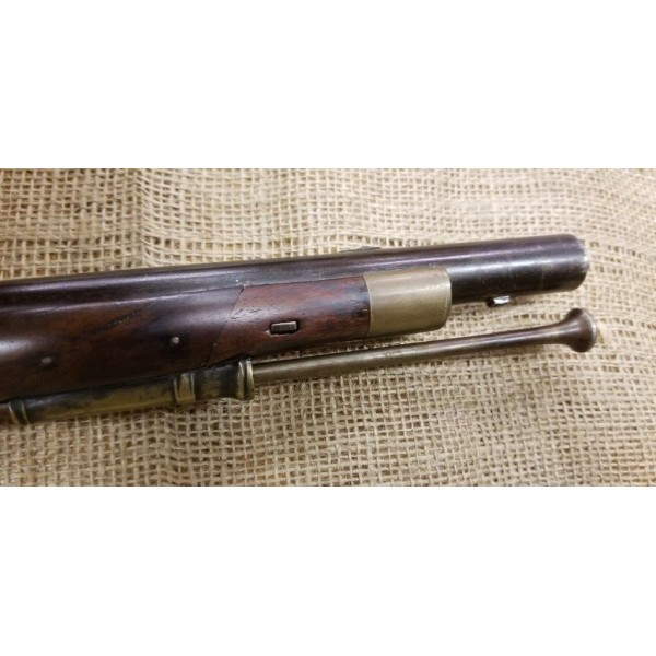 British Flintlock Trade Long Rifle