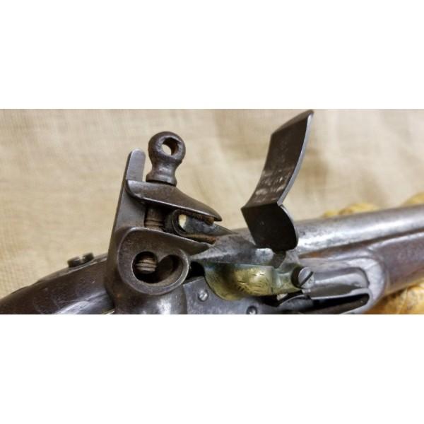 M. T. Wickham Contract Model 1816 Flintlock Musket Early Production