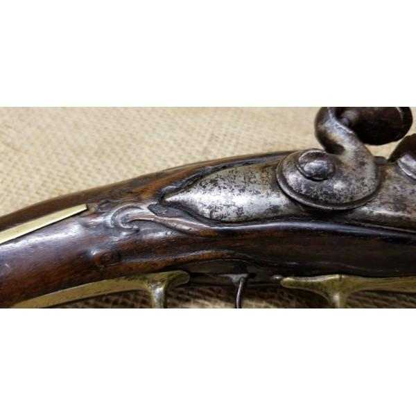 Ottoman Flintlock Kubur Pistol