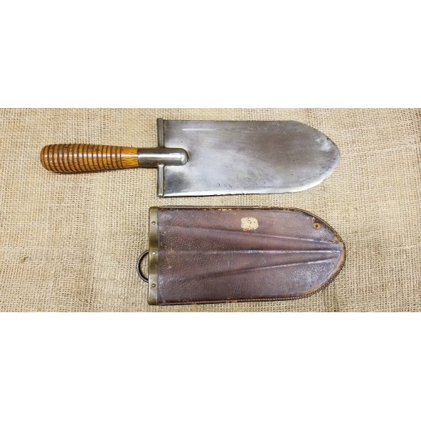 U.S. 1880 Entrenching Tool with Scabbard