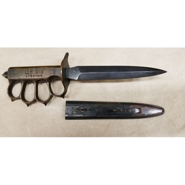 Model 1918 Trench Knife L.F.&C.