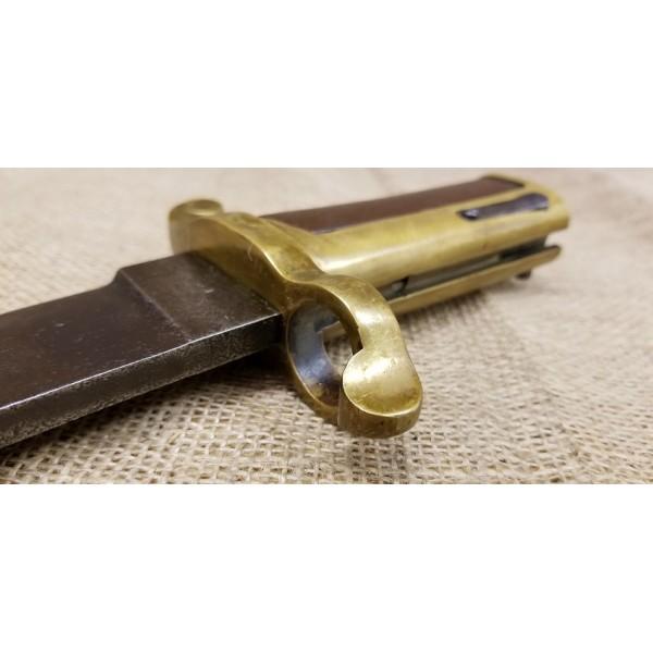 U.S.N. Model 1861 Dalhgren Bowie Bayonet