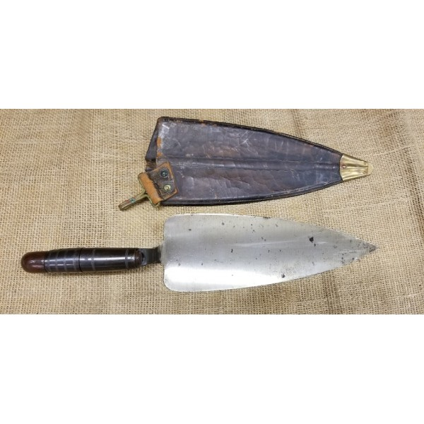 U.S. Model 1873 Rice-Chillingworth Trowel Bayonet