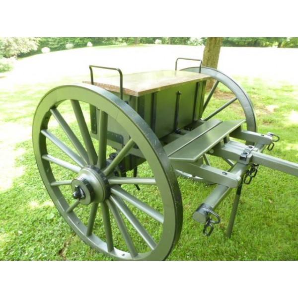Three Inch Ordnance Cannon