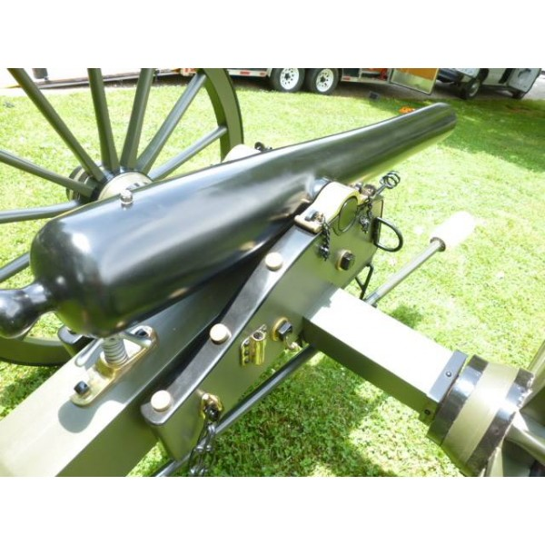 Three Inch Ordnance Cannon